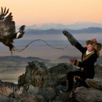 A Conversation with My Daughter about a Girl and Her Golden Eagle