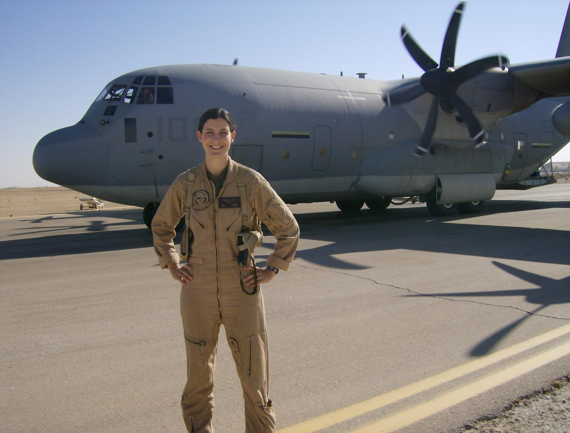 Career Day: Marine Corps Officer and Pilot | Aspiring Mormon