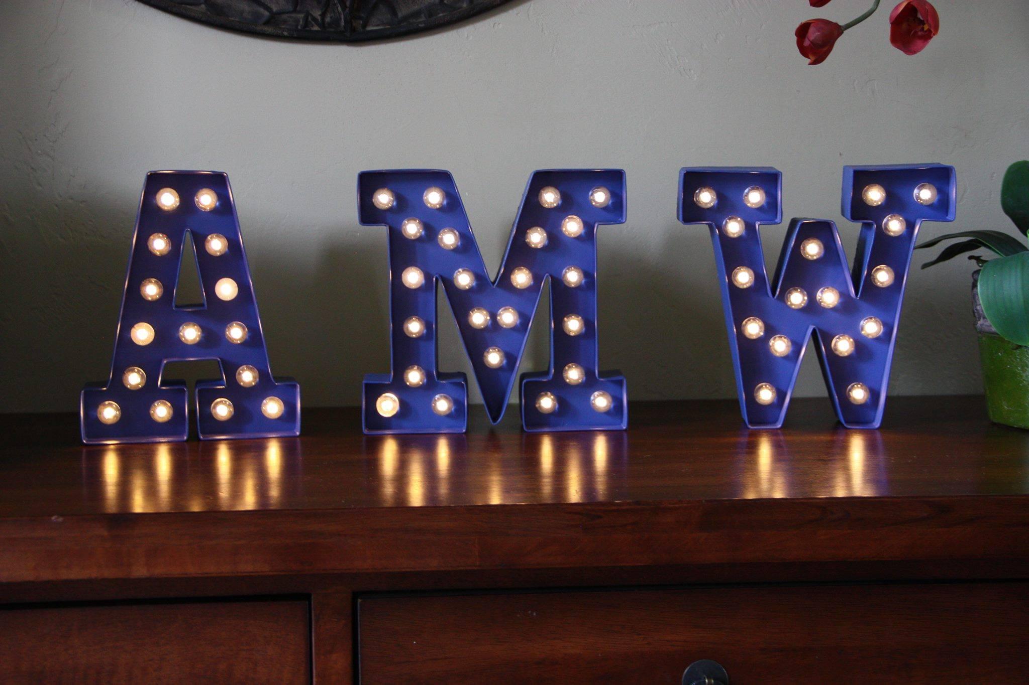 AMW lights