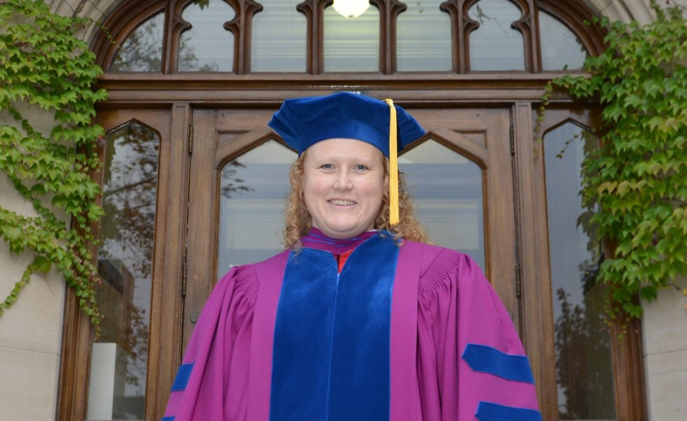 The Student Record: Amee, PhD Anatomy and Cell Biology ...